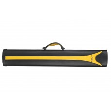 Billiard Cue Hard Case Predator Sport, yellow-black, 2/4, 87cm
